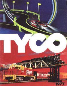 1977 Tyco Catalog
