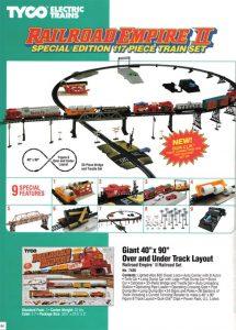 1993 Tyco Catalog