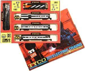 HOC-TYCO-IntercityTrainSet