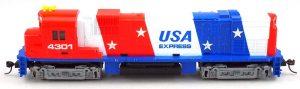 Tyco USA Express Alco C430