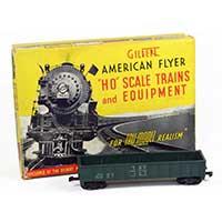Gilbert HO Tru-Model Trains