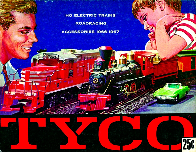 The 1966 World of TYCO