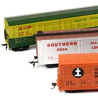 Coming Soon: All-Door Boxcars