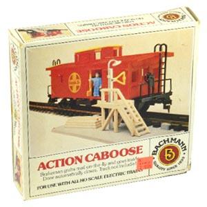 Bachmann Action Caboose