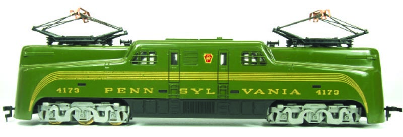 Tyco Olive Green GG1