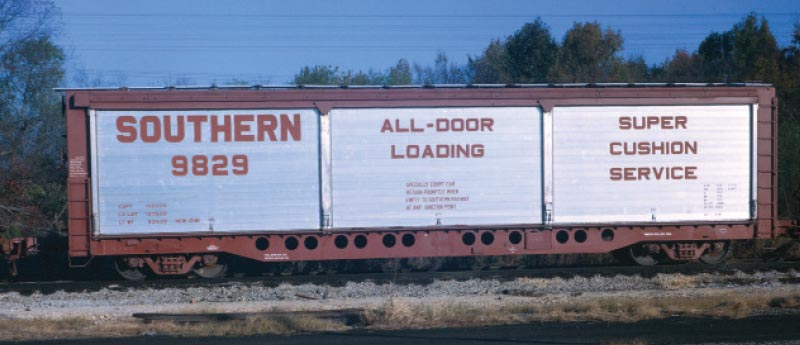 Southern Railway All-Door Boxcar