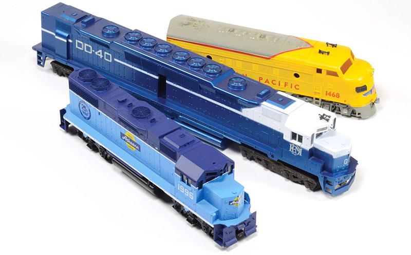 Athearn Blue Box Diesels