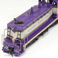 Atlantic Coast Line SW7 by Revell