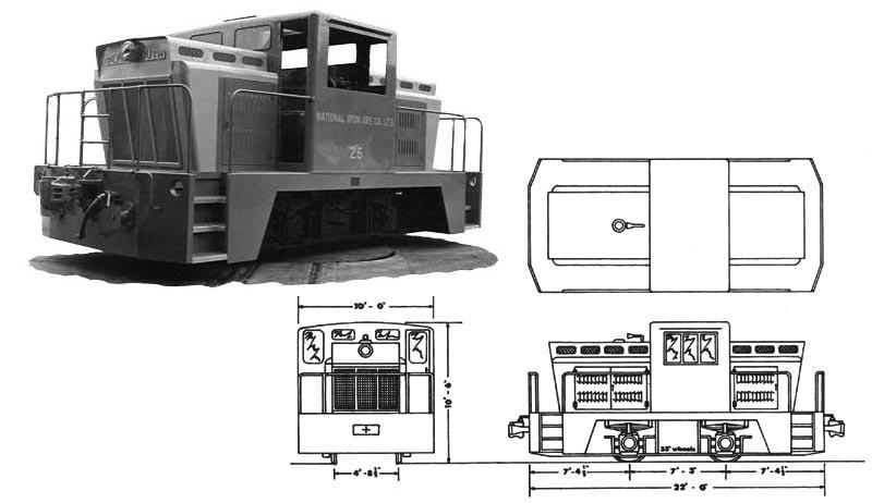Plymouth CR-4 Diesel