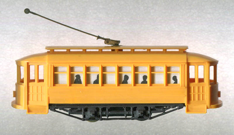 TYCO Mantua Trolley