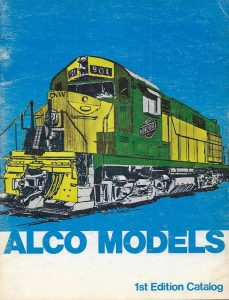 1967 Alco Models Catalog