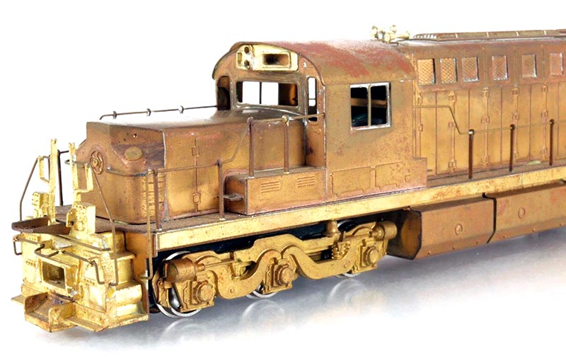 Alco Models RS-27
