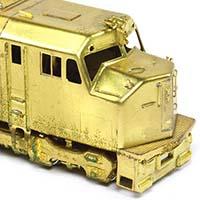 Gem Models SDP40F Diesel