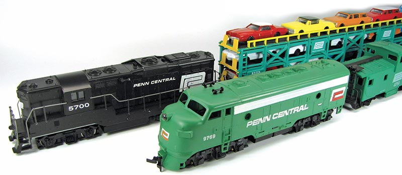 Collecting Penn Central Models: 1968-1976