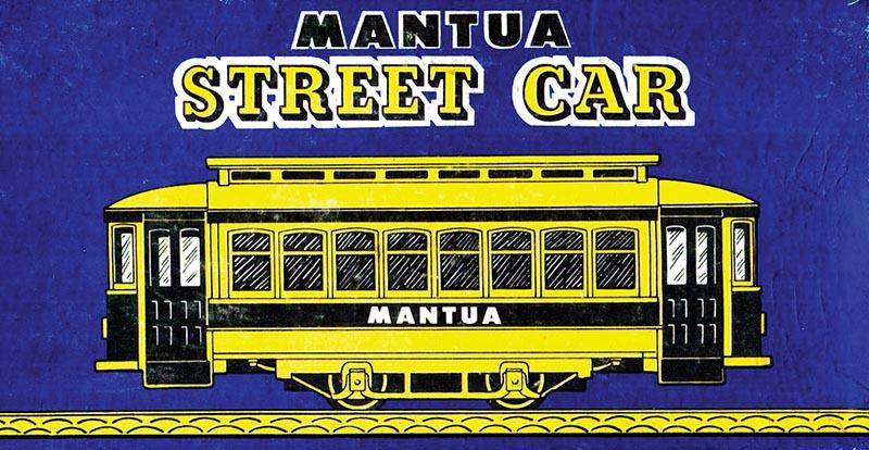 Mantua Streetcar