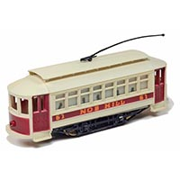 Streetcars from Mantua and TYCO