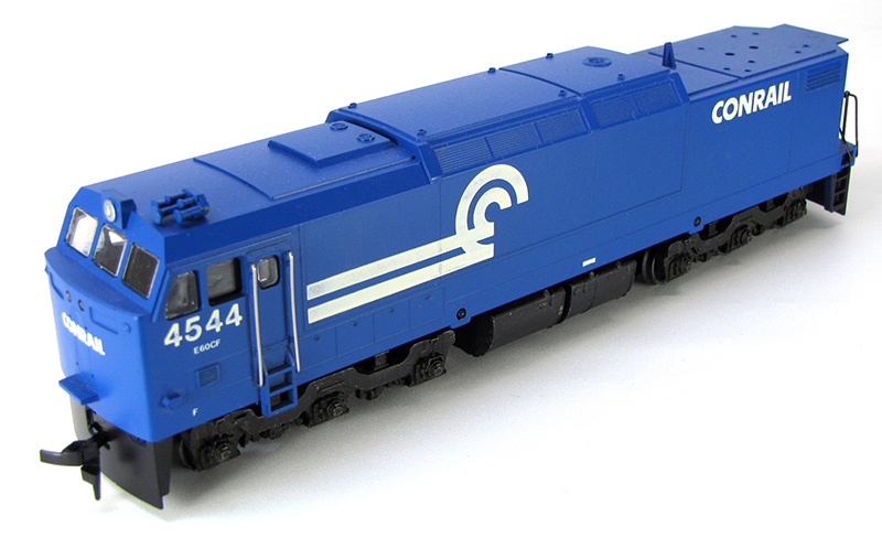 E60 Electric Locomotive