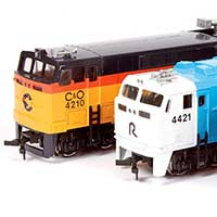 General Electric E60 Electric Locomotives