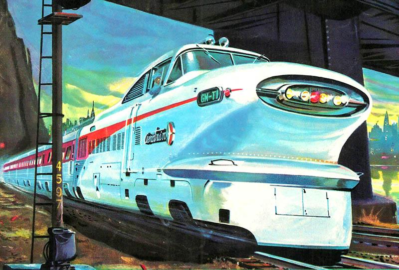 Coming Soon: Varney's Aerotrain