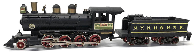 Aristocraft Steam Engine