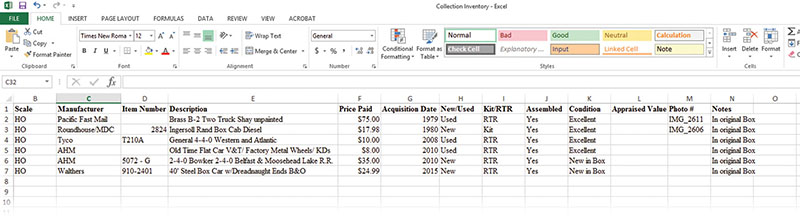 Planning Ahead Managing Your Collection Ho Collector