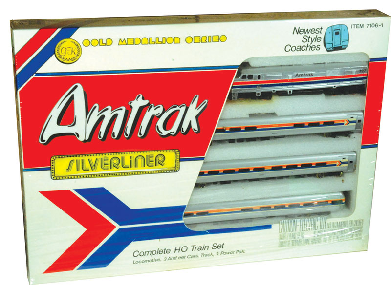 Coming Soon: American GK's Cancelled Trains