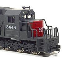 AHM's EMD SD40 Diesel