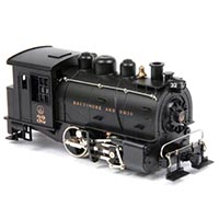 The Little Engine That Could: The Ubiquitous Dockside Switcher