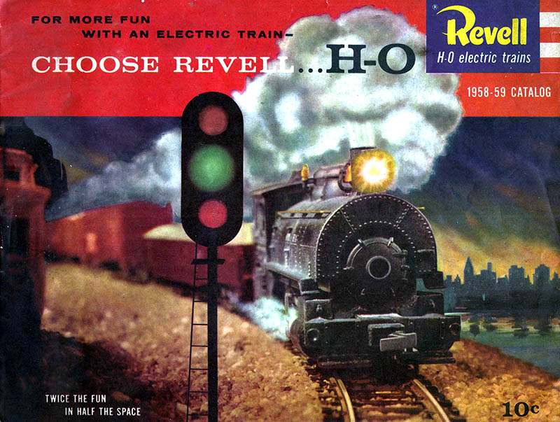 Revell HO Trains