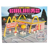 Coming Soon: Life-Like's McDonald's