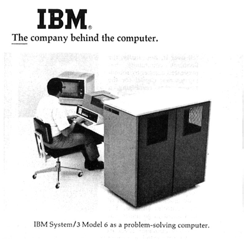 IBM System 3/Model 6
