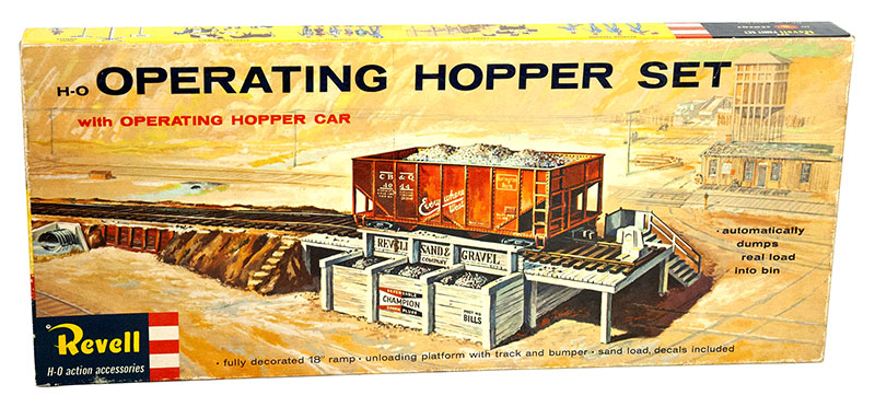 Operating Hopper