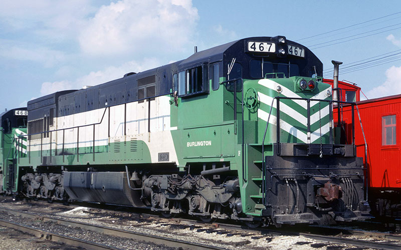 Collecting Burlington Northern's First Decade in HO