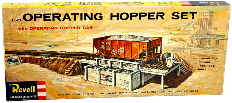 Revell Operating Hopper