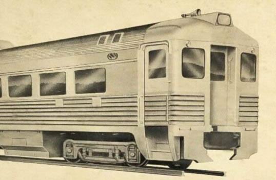 Classic 1950s Athearn Budd RDCs in HO