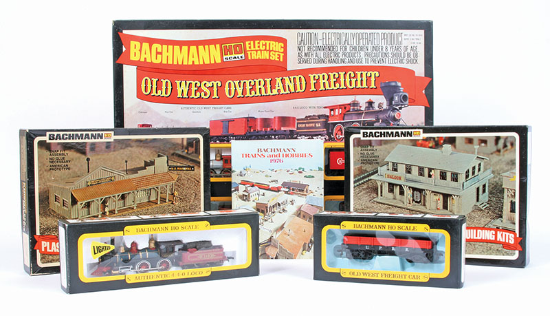 Bachmann's Old West in HO