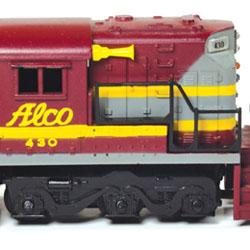 Gilbert's Big Alco Diesel
