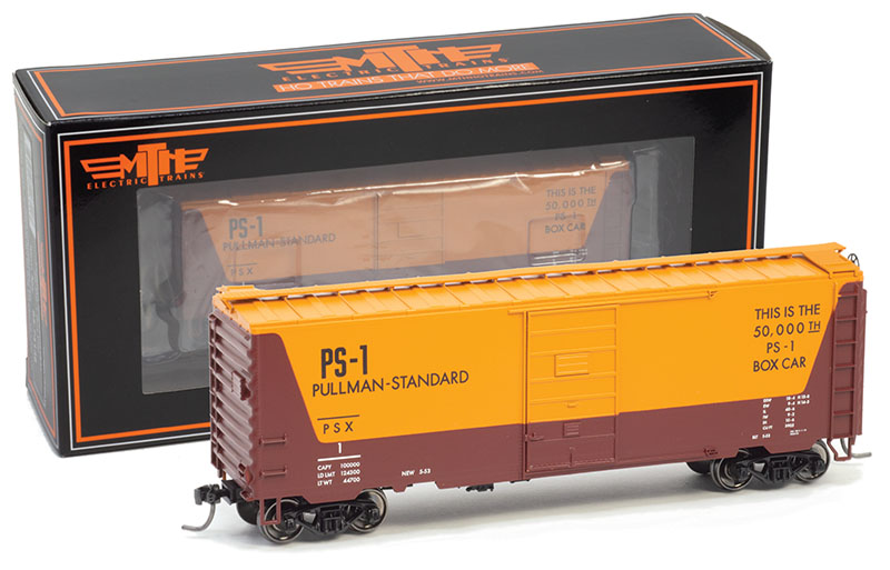 Collecting MTH Trains