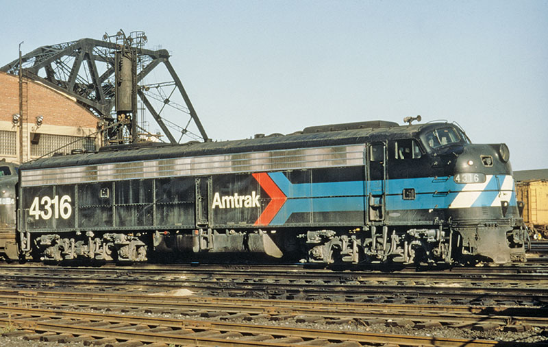 Amtrak 50th Anniversary E8 coming from Rapido Trains