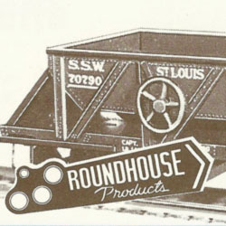 Roundhouse's Sand & Gravel Hopper