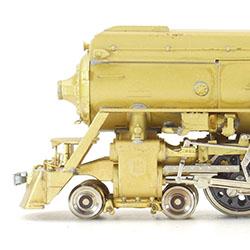 Westside's GS-6 4-8-4 Northern Steam Locomotive