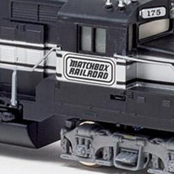Matchbox Railroad GP20