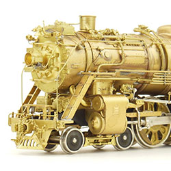Northern Pacific's A-3 4-8-4 steam locomotive from Pacific Fast Mail