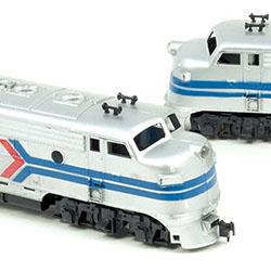 TYCO's Claim to Amtrak Fame