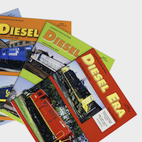 White River Productions Acquires Diesel Era Magazine