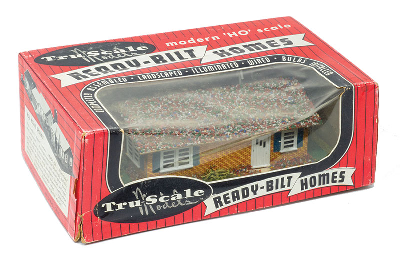Tru-Scale Models' Ready-Bilt Homes