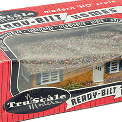 Tru-Scale Models' Ready-Bilt Homes