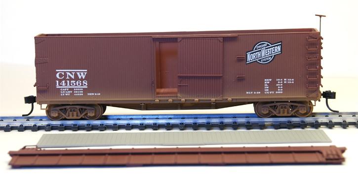 Ertl's Authentic Railway Designs